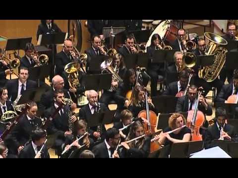 Banda Simfònica de la Unió Musical d'Alaquàs - CIBM Ciudad de Valencia 2013 - NBM.COM
