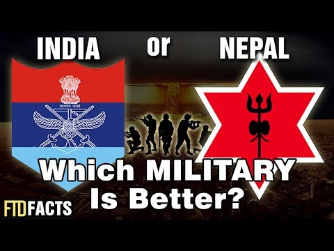 INDIA or NEPAL - Which Military Is Better?