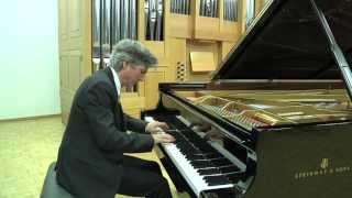 Alexander Scriabin Prélude g-moll op. 11 Nr. 22 - Jürg Hanselmann, Klavier