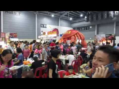 Singapore, Asia Pacific Food Expo @ Singapore Expo, 23 Nov 19