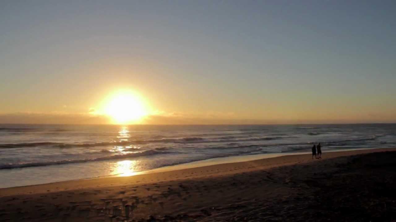 South Florida Beach Sunrise Time Lapse Youtube