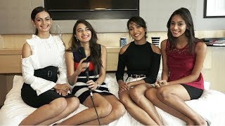 Femina Miss India 2018 Finalists Play A 10 Questions Game With Pop Diaries | Part 1