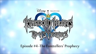 Kingdom Hearts Mysteries: The Foretellers