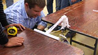 Field Robotics Center Retreat: Paper Bridges