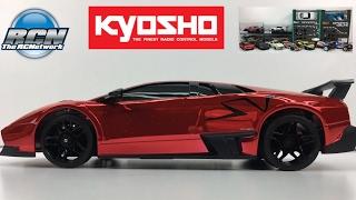 Ultimate Detailed Lamborghini Murcielago RC and Collection Video!