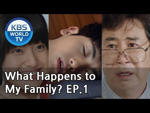 What Happens To My Family? | 가족끼리 왜 이래 EP.1 [ENG, CHN, MLY, VIE]