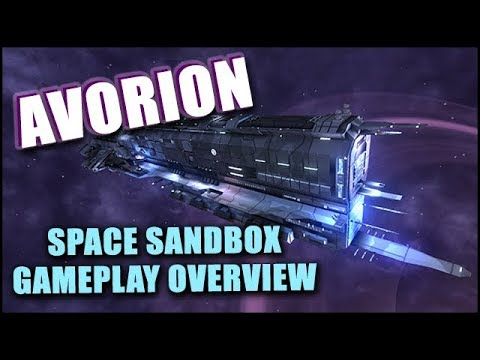 What is AVORION?: Gameplay Overview - Space Sandbox with ARPG Loot
