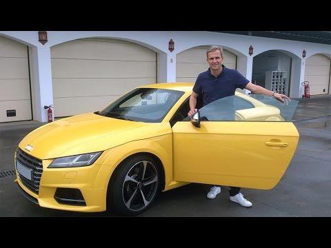 Der neue Audi TT - GRIP - Folge 291 - RTL2