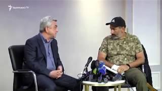 Սերժ Սարգսյանը սպառնում է կրկնել Մարտի 1-ի իրադարձությունները