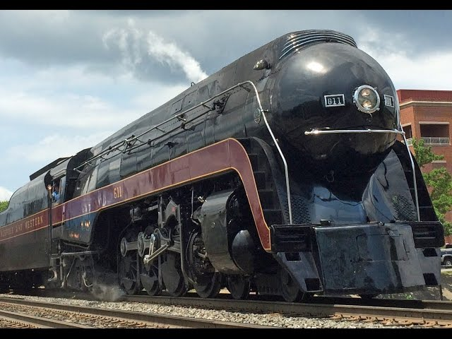 Steam on the Norfolk Southern DVD