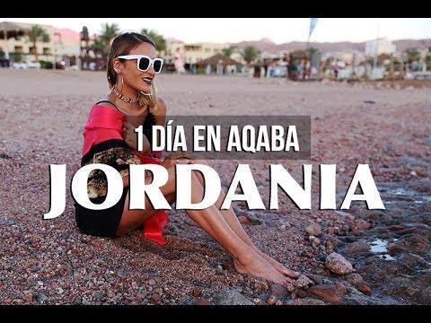 VLOG JORDANIA - Soy Tendencia en Aqaba
