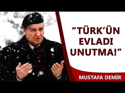 Bosna Hersek - Aliya İzzetbegoviç'in Türklere Yazdığı Mektup