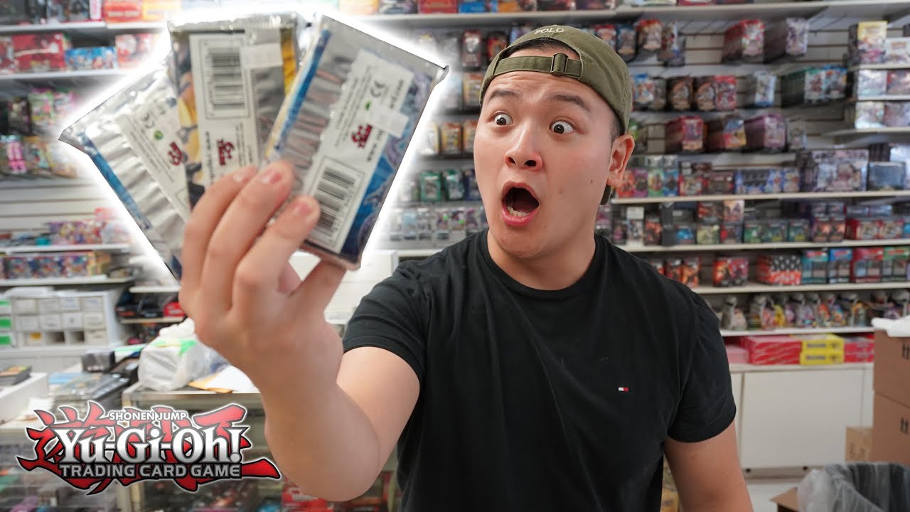 Download Buying $90 YuGiOh Mystery Packs at My Local YuGiOh Card Shop!
