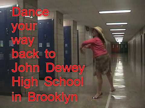 On June 12th Dance Your Way Back To John Dewey for the Reunion!