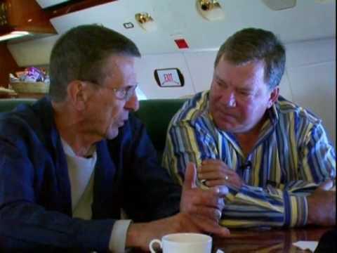Leonard Nimoy & William Shatner: Living in TV Land