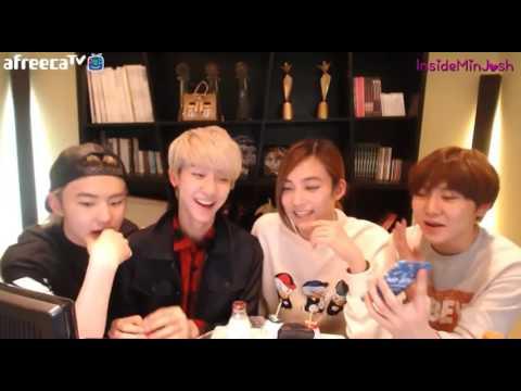 【ENG】Jeonghan really likes Joshua's...