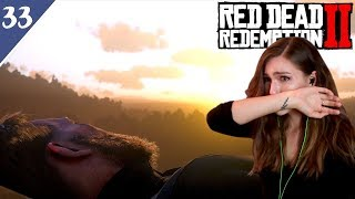 Let The Tears Flow (Ch. 6 End) | Red Dead Redemption Pt. 33 | Marz Plays