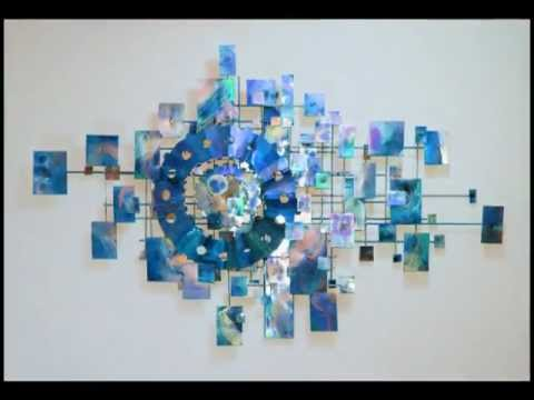 60 Abstract Wall Sculptures!