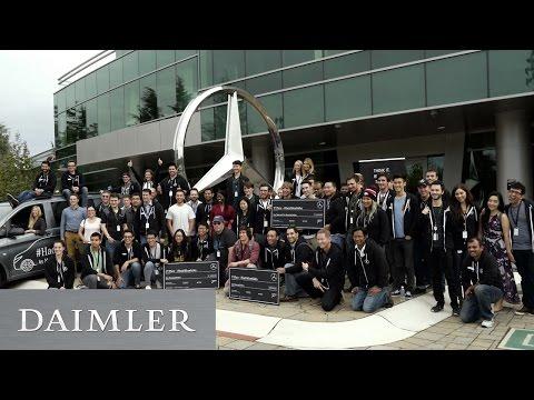 DigitalLife@Daimler: Hack.SiliconValley
