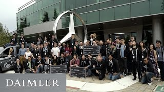 DigitalLife@Daimler  Hack SiliconValley