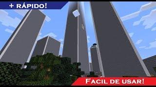 Minecraft | ¡Comando Para Construir Rápido! (1.14.2 +) BIEN EXPLICADO.