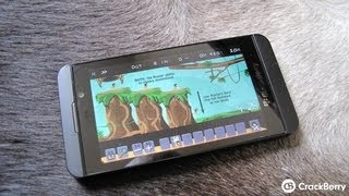 Caveman HD for BlackBerry 10