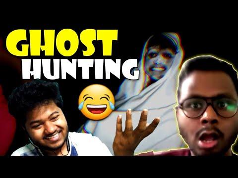 Funny Telugu Ghost Hunting Videos😂 Ft. Likith @RoastMortem