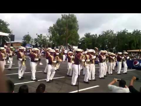 Coruña Drum & Bugle Corps  Plaza Merliot (1° Lugar Bandaton )