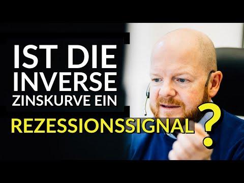 Ist die inverse Zinskurve ein Rezessionssignal oder nur ein Fehlalarm?