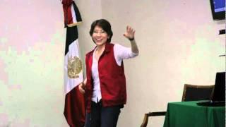 Cinthia Reyes - La física de los superhéroes