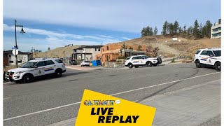 Live Replay: RCMP incident