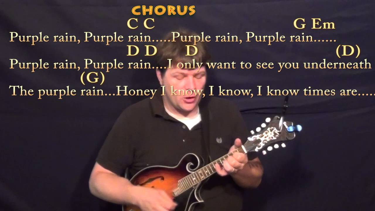 Purple rain prince mandolin cover lesson in g with chordslyrics purple rain prince mandolin cover lesson in g with chordslyrics hexwebz Choice Image