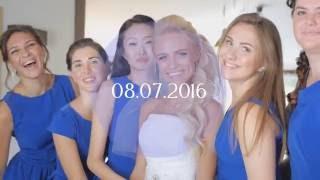 Подставное интервью на свадьбе 2016. Свадебное интервью