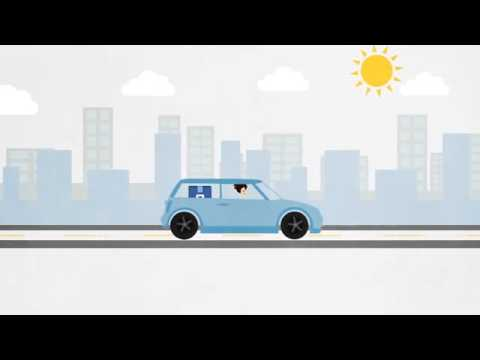 Explainer Video For Courier Service