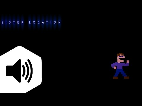 Five Nights at Freddy's: Sister Location OST (Purple Guy/Ennard Minigame Theme)