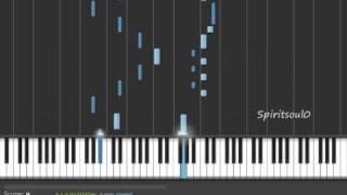 [Piano] Kingdom Hearts - Utada Hikaru - Hikari