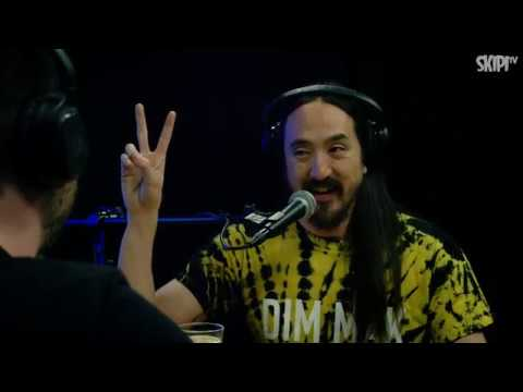 Steve Aoki On 'Neon Future III', working with blink-182 & BTS and future projects: The Music Podcast Mp3