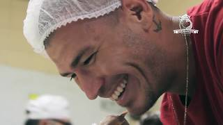 embeded bvideo 'Chatón' organiza fiesta a Miguel Ángel