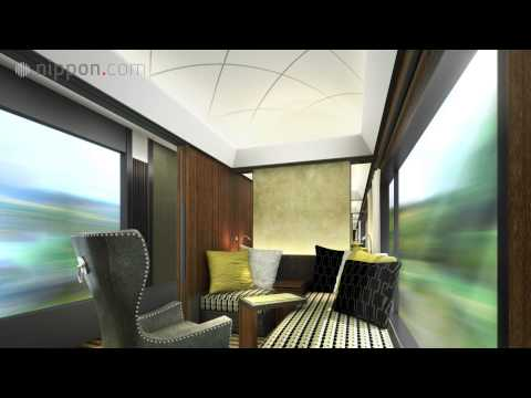 A Look at JR West's Luxury Sleeper Train | nippon.com