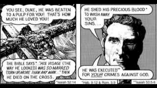 The Amazing Atheist Enjoys a Chick Tract