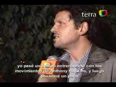 Peter Webber el director de Hannibal en entrevista exclusiva