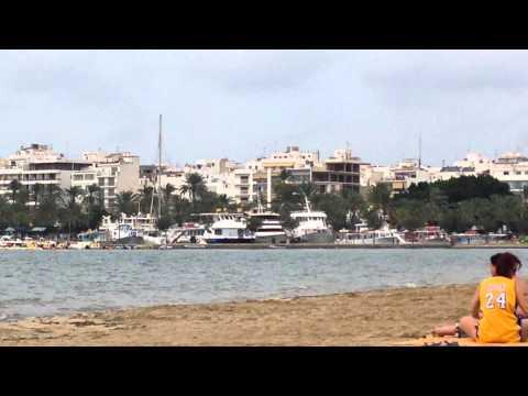 San Antonio port Ibiza