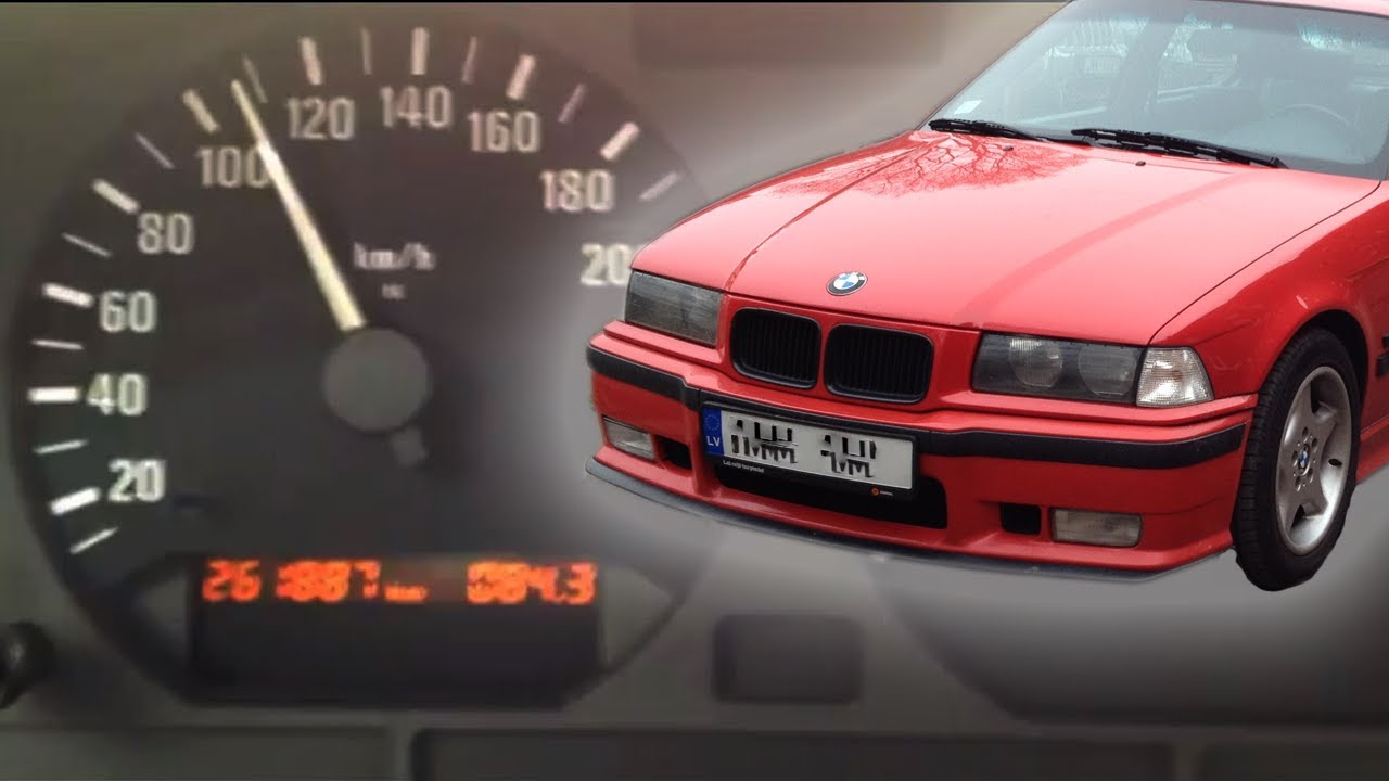 0 100km h bmw e36 compact 316i m pack 1995 youtube. Black Bedroom Furniture Sets. Home Design Ideas