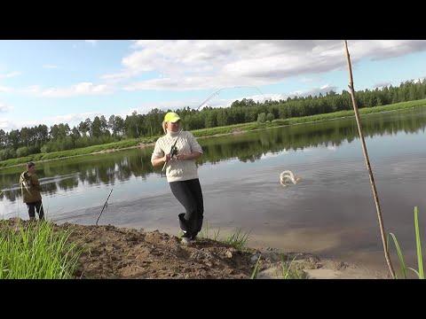 Сургут. Рыбалка 10 августа 2019. Самый лучший отдых - рыбалка, Fishing In Russia, Fishing In Siberia