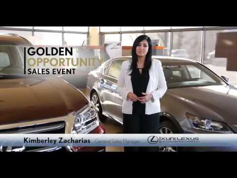 Kuni Lexus Of Colorado Springs   Your Hometown Luxury Dealer Golden  Opportunity Commercial