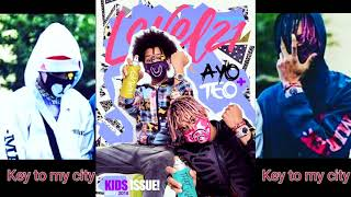 Ayo Teo Key to my city New Song Extended.mp3