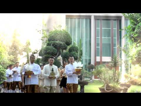 title งานแต่งที่ ราชภัฏพระนคร jiranut & Sebustian