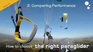 How to Choose the Right Paraglider (Part Two: Performance?)