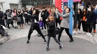 Download lagu 패러독스(Paradox)-게스트(guest)/솔로(SOLO)-제니(JENNIE)홍대버스킹(HongDae Busking)190316 dance cover