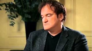 Quentin Tarantino interview - the first take